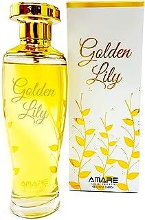 Golden Lily by Amare - perfumes for women - Eau de Toilette, 100 ml