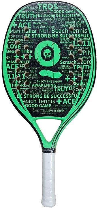 Racchetta beach tennis racket black death team 2021 turquoise B0928TGRVQ