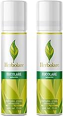Paquete 2 Eucolare descongestionante en aerosol para vías respiratorias marca Herbolare
