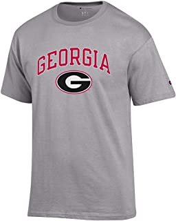 NCAA Men's Short Sleeve T-Shirt Oxford Gray