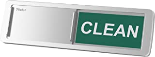 Premium Dishwasher Magnet Clean Dirty Sign, iRush Non-Scratching Backing / 3M Sticky Tab Adhesion, Sliding Indicator Works...