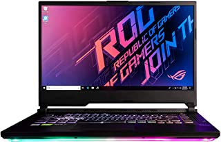 "CUK ASUS ROG Strix III G GL531GW Gaming Laptop (Intel i7-9750H, 32GB RAM, 1TB NVMe SSD + 1TB HDD, NVIDIA GeForce RTX 2070 8GB, 15.6"" FHD 120Hz, Windows 10 Home) Gamer Notebook Computer"