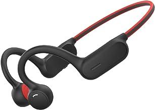 KESOTO Knochenleitungskopfhörer Drahtlose Ohrhörer Bluetooth 5.0 Verbesserte IPX4..
