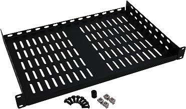 Tripp Lite SRSHELF2P1U Rack Enclosure Cabinet Cantilever Fixed Shelf 40 Pound Capacity 1URM