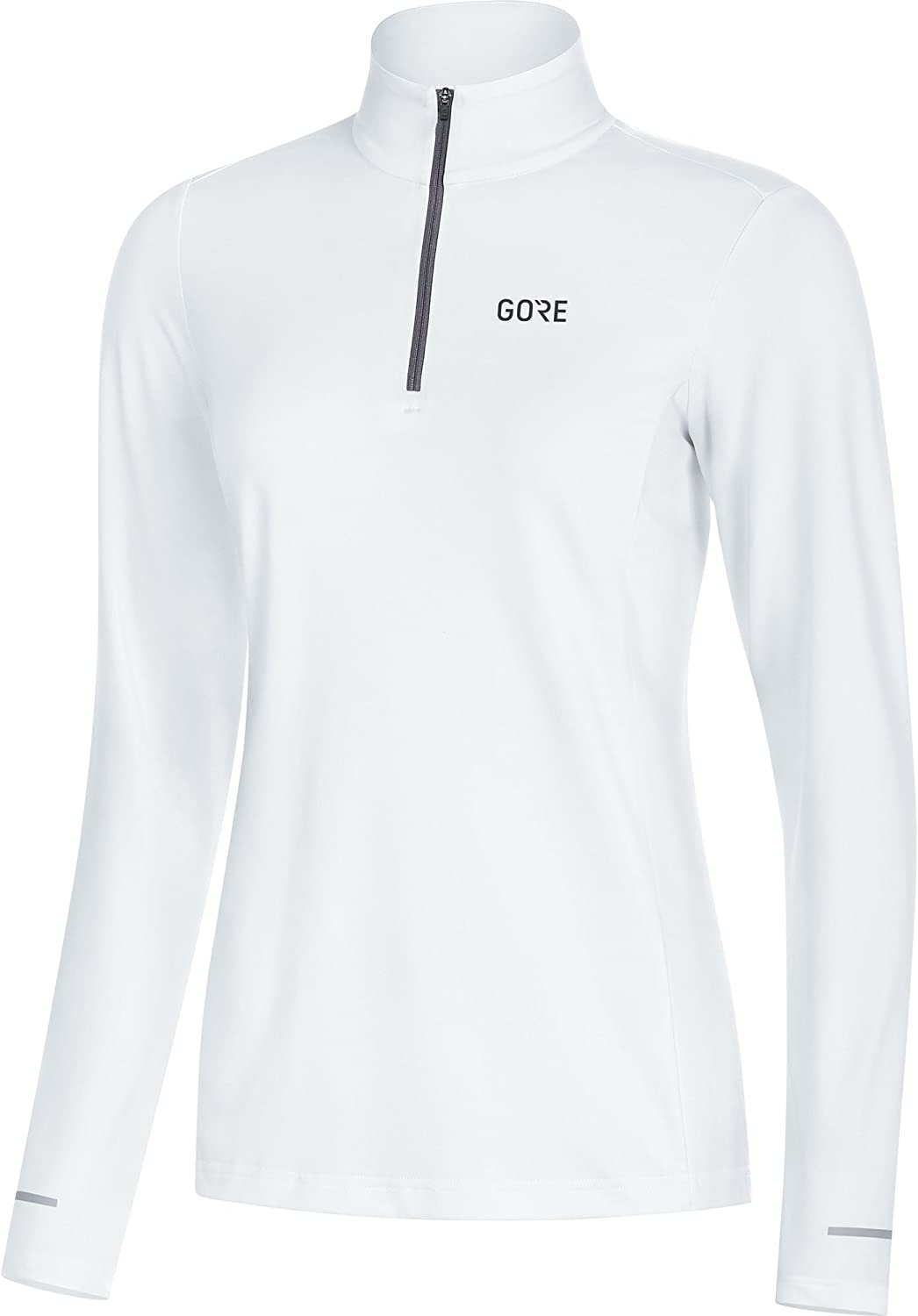 GORE Wear Women's Breathable Long Sleeve Running Shirt, GORE Wear R3 Women Long Sleeve Shirt, 100078
