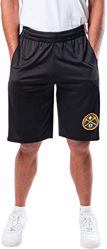 Ultra Game NBA Men's Active Soft Workout Basketball Training Shorts