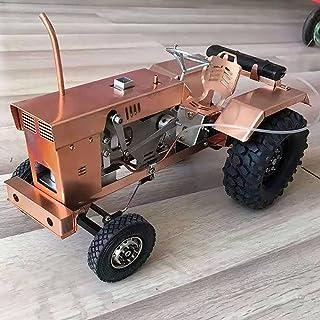 BOYH Kit Moteur Stirling Modèle de Moteur Modèle de Moteur à Combustion Externe Micro, métal Physique Science Jouets Éduca...