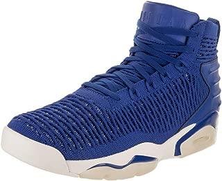 Jordan Nike Men's Flyknit Elevation 23 Basketball Shoe 10 Blue
