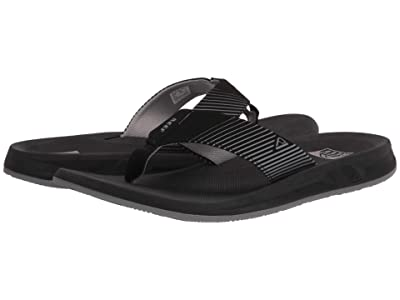 Reef Phantom II (Black/Black) Men