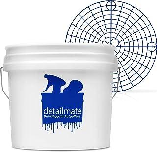 Wash Bucket by Grit Guard GritGuard Insert approx. 12L detailmate Set ValetPRO Wash Bucket 3.5 Gal