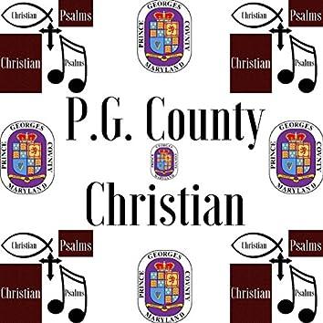 P.G. County Christian