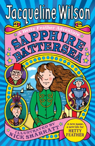 Sapphire Battersea (Hetty Feather Book 2) (English Edition)