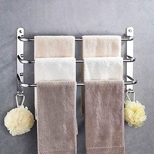 HONPHIER Handtuchhalter Chrom Bild