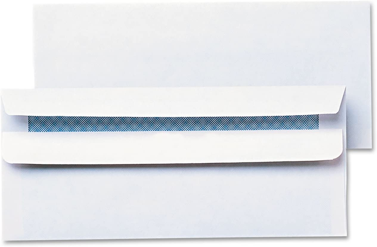 Universal 36101 Self-Seal Indianapolis Mall Business Envelope Tint Security Super Special SALE held 10
