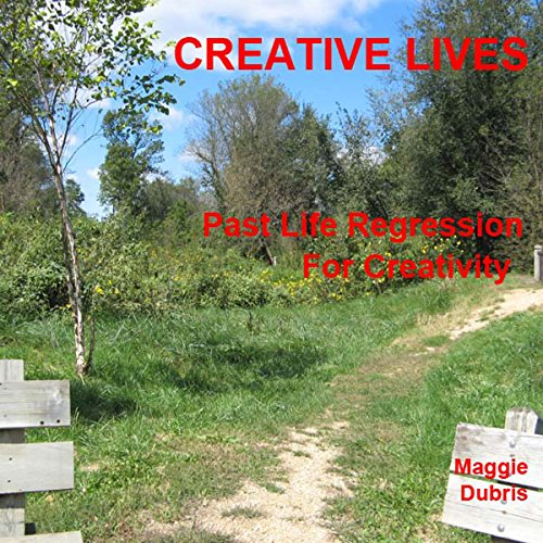 Creative Lives audiobook cover art