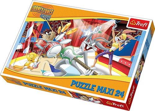 TREFL 5900511142099 Puzzle Puzzle - Rompecabezas (Puzzle Rompecabezas, Dibujos, Niños, Looney Tunes, Niño/niña, 3 año(s))
