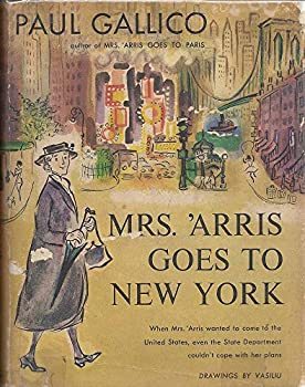 Mrs. 'Arris Goes to New York 0739480405 Book Cover