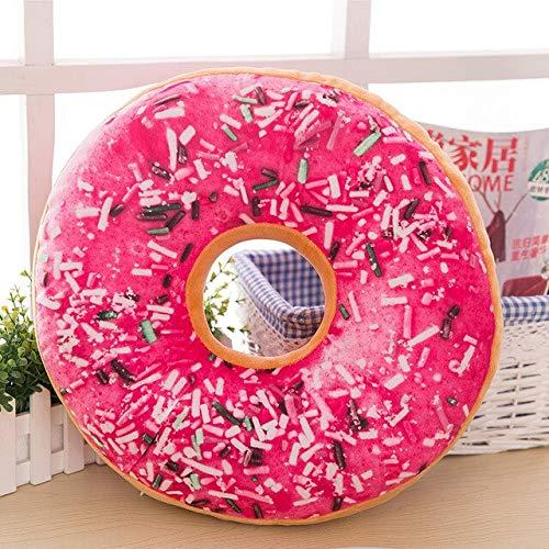 Chocolade Broodjes Kussen Donut Knuffel Kussen Donut Home Decor Office Kussen