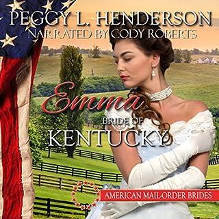 Emma - Bride of Kentucky audiobook cover art