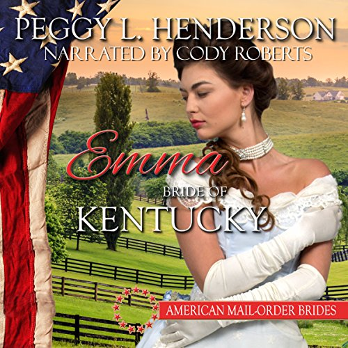 Emma - Bride of Kentucky audiobook cover art