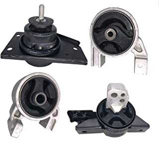 3pc Engine Mounts  For 2005-2012 Acura RL  3.5L 3.7 L Automatic