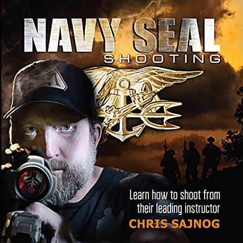 Navy SEAL Shooting audiobook cover art