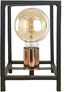 Amazon It Industrial Design Lampade Da Tavolo E Abat Jour Lampade Illuminazione