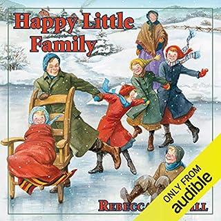 Happy Little Family audiobook cover art