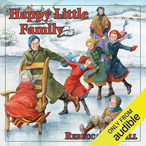 Happy Little Family Audiobook By Rebecca Caudill cover art