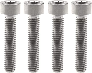 Titanium Screw M8 x 16-50 Conical Din 912 Grade 5 Black