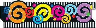 Carson Dellosa Swirls Borders (108061)