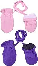 BODY STRENTH Kids Winter Gloves Warm Mittens Polar Fleece 2/3 Pairs