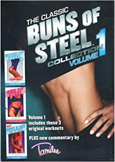 Tamilee Webb: The Classic Buns of Steel Collection Vol. 1