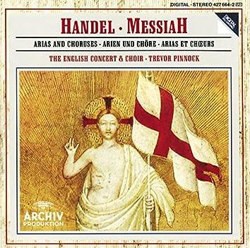 Handel: Messiah - Arias and Choruses