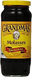 Grandmas Unsulphured Molasses, Original, 12 Ounce