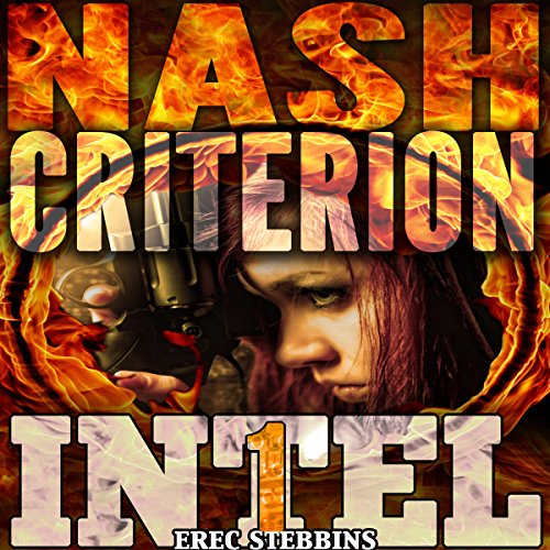 The Nash Criterion audiobook cover art