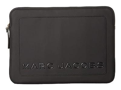 Marc Jacobs 13 Computer Case (Black) Computer Bags