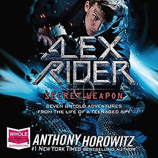 Alex Rider: Secret Weapon cover art