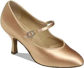 Supadance Womens Ballroom Shoes 1012 with Regular Width and 2.5