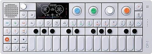 popular Teenage online sale online sale Engineering 002.AS.001 OP-1 Mini Synthesizer Pack (Renewed) outlet sale