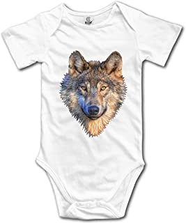 Huazh Dog One-Piece Suit Short Sleeve Home Outfit for Baby Boys Girls