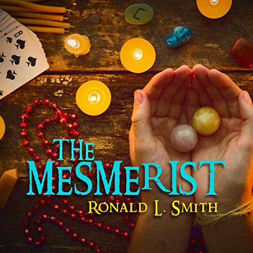 The Mesmerist audiobook cover art
