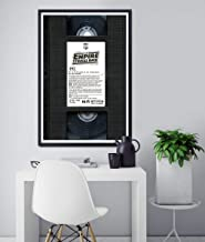 The Empire Strikes Back Original VHS Tape Poster! - 24