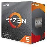 AMD Ryzen 5 3600 3.6GHz 32MB Cache AM4 L3 CPU Desktop Boxed