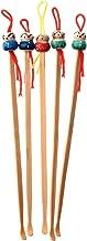 TOOGOO(R) 5 X Cure-oreille en bambou