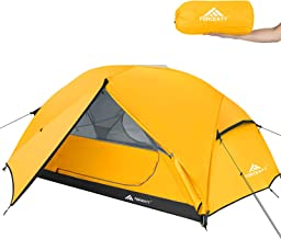 Forceatt Tent 2-3 Person Camping Tent, Waterproof and Windproof 3-4 Seasons Ultralight Backpack Tent, can be Installed Imm...