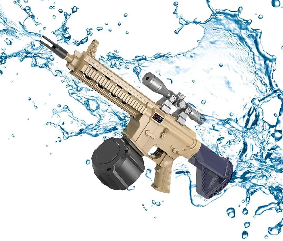 Electric water Bombing new work guns powerful long Award distance9-12M g electric