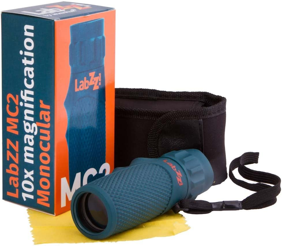 Special sale item Levenhuk LabZZ MC2 Pocket Ranking TOP5 Kids Monocular Glass for O Optics with