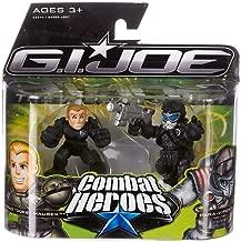 G.I. Joe The Rise of Cobra Combat Heroes 2-Pack Duke [Accelerator Suit] & Air-Viper