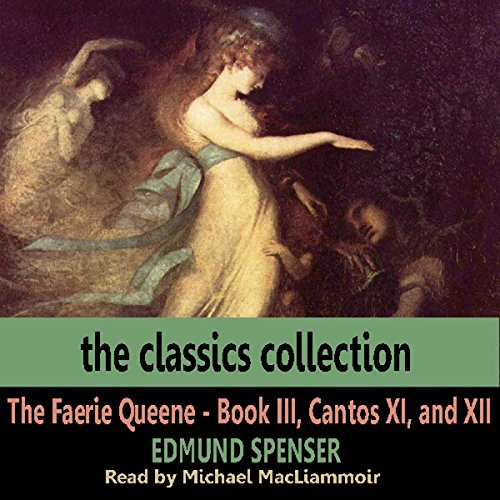 The Faerie Queene audiobook cover art